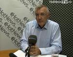 Andrei Chiliman in studioul HotNews