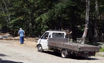 La furat de lemne in Romania