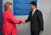 Intalnirea Reding -Corlatean la Bruxelles