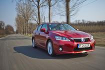 Test Drive cu Lexus CT 200h