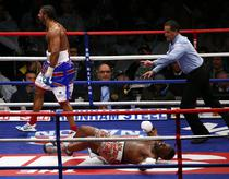 David Haye, victorie categorica cu Derek Chisora