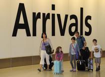 Primii turisti isi fac aparitia pe Heathrow