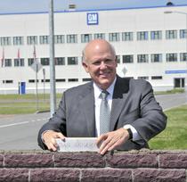 Dan Akerson, CEO al General Motors