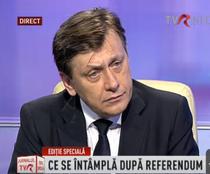 Crin Antonescu la TVR