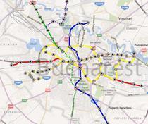Extindere M4 Gara de Nord - Gara Progresul (verde punctat)