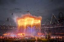 FOTOGALERIE Repetitia ceremoniei de deschidere Londra 2012