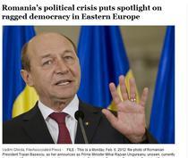 Traian Basescu - The Washington Post