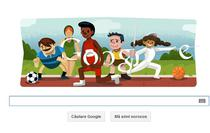 Logo Google JO 2012