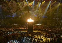 Ceremonie grandioasa de deschidere