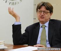 Erik de Vrijer, seful misiunii FMI