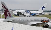 Boeing si Airbus la Salonul de la Farnborough
