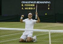 Roger Federer castiga al saptelea Wimbledon