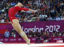 Alexandra Raisman(SUA)la sol