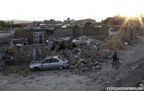 Doua cutremure puternice, sambata, in Iran