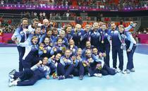 Norvegia, campioana olimpica la Londra