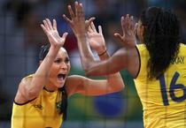 Brazilia, campioana olimpica la volei