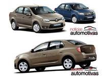 Renault Logan si Dacia Logan