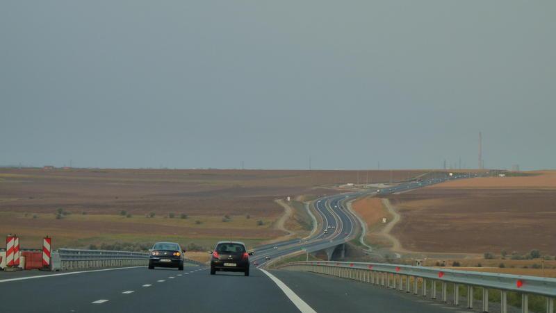 Harta Interactiva Autostrada A2 Bucuresti Constanta Finalizata