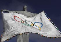 Drapelul olimpic la Rio