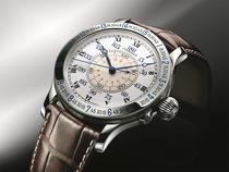 Longines Lindbergh e un omagiu modern adus ceasului care a cronometrat primul zbor peste Atlantic