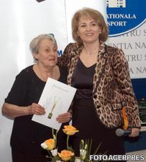 Maria Simionescu alaturi de Mariana Bitang (2007)