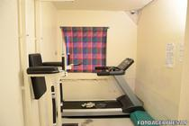 Camera de fitness la inchisoarea Ila