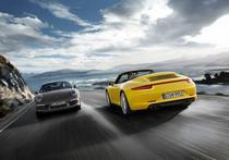 Porsche 911 Carrera 4 2012