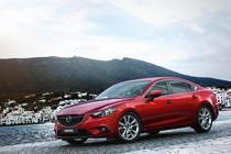 Noua Mazda6 sedan