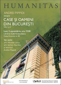 """""""Case si oameni din Bucuresti"""" de Andrei Pippidi"""