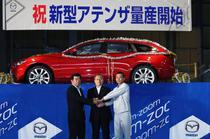 Mazda6 Sport Combi 2012