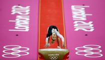 Sandra Izbasa, aur olimpic la sarituri