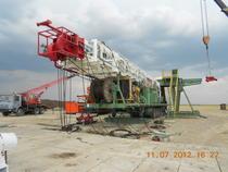 FOTOGALRIE Inaugurarea noii operatiuni de extractie de resurse naturale