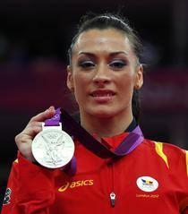 Catalina Ponor, medalie de argint la sol