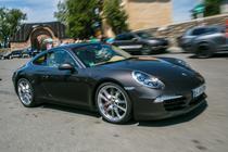 Porsche 911 Carrera S in Curtea de Arges