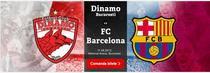 Bilete la meciul Dinamo Bucuresti- FC Barcelona