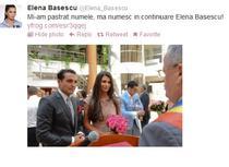 Twitter Elena Basescu