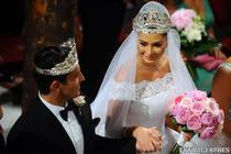 Elena Basescu si Bogdan Ionescu se casatoresc religios