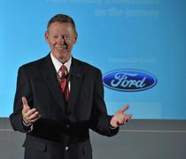 Alan Mulally, CEO al Ford
