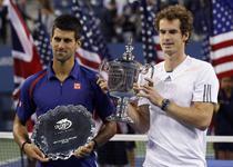 Andy Murray, victorios la US Open
