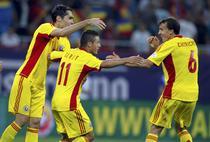 Romania, victorie cu Andorra (4-0)