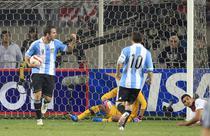 Higuain, reusita importanta pentru Argentina