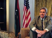 Ambasadorul american Christopher Stevens