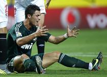 Ronaldo, la pamant