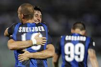 Milito, un nou gol pentru Inter