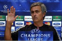 Mourinho, in fata testului Manchester City