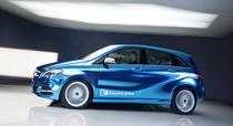 Mercedes-Benz Clasa B Electric Drive