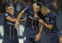 Ibrahimovic, inca o reusita pentru PSG