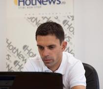 Eduard Novak, campion la Jocurile Paralimpice, in studioul HotNews