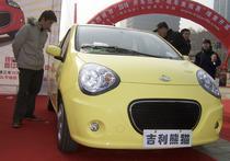 Geely Panda, masina chineza de 5000 de euro