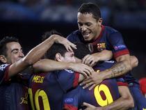 Bucurie catalana